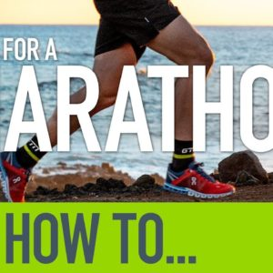 Wondering how do I train for a marathon? This blog post will tell you all the information you need, including what areas of your body should be targeted for training.